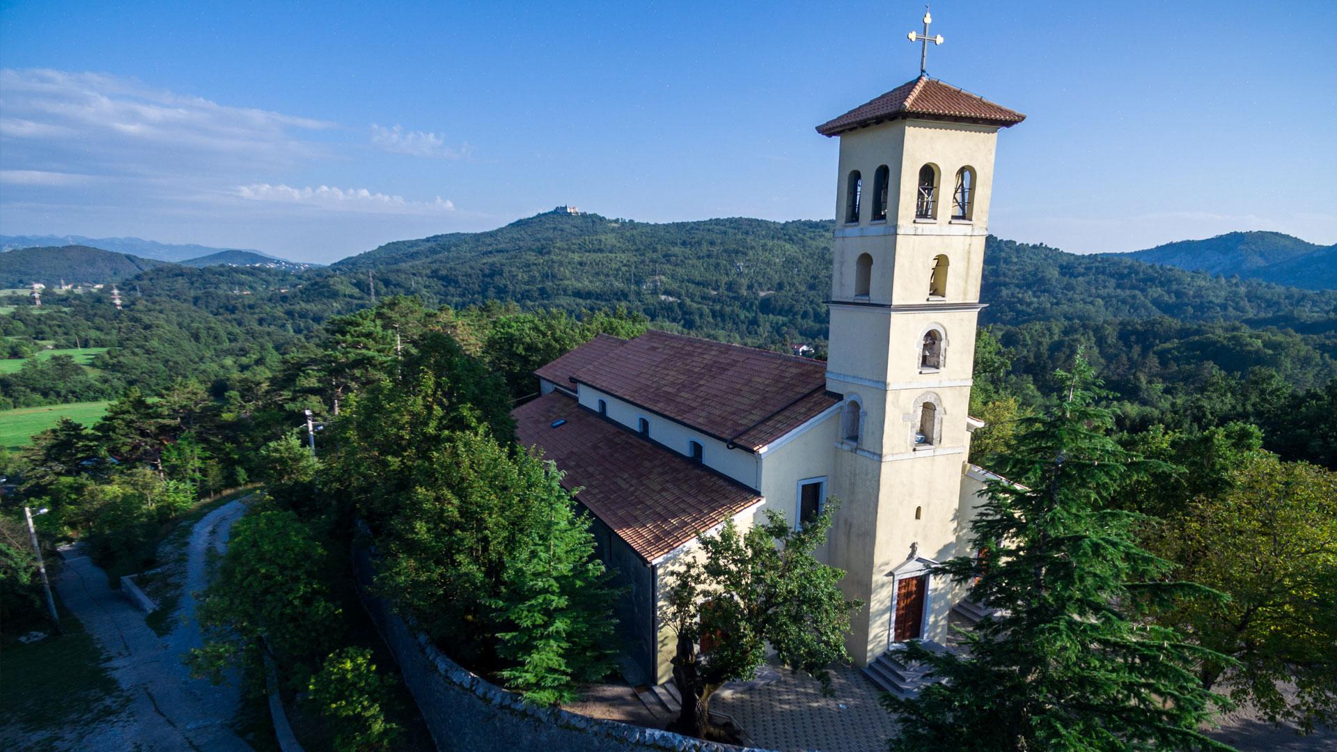 Crkva sv. Mihovila u Jelenju